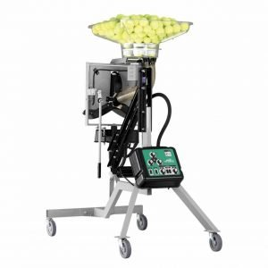 The Ace Attack tennis ball machine
