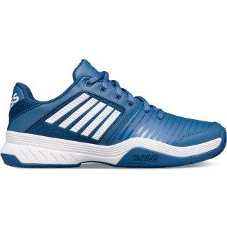 K-Swiss Men's Court Express Tennis Shoes (Dark Blue/White)